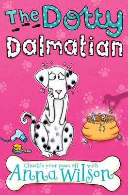 Book cover for The Dotty Dalmatian